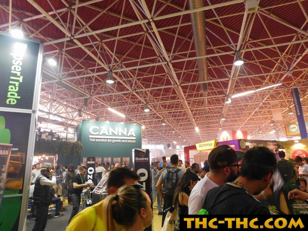 spannabis barcelona 2017
