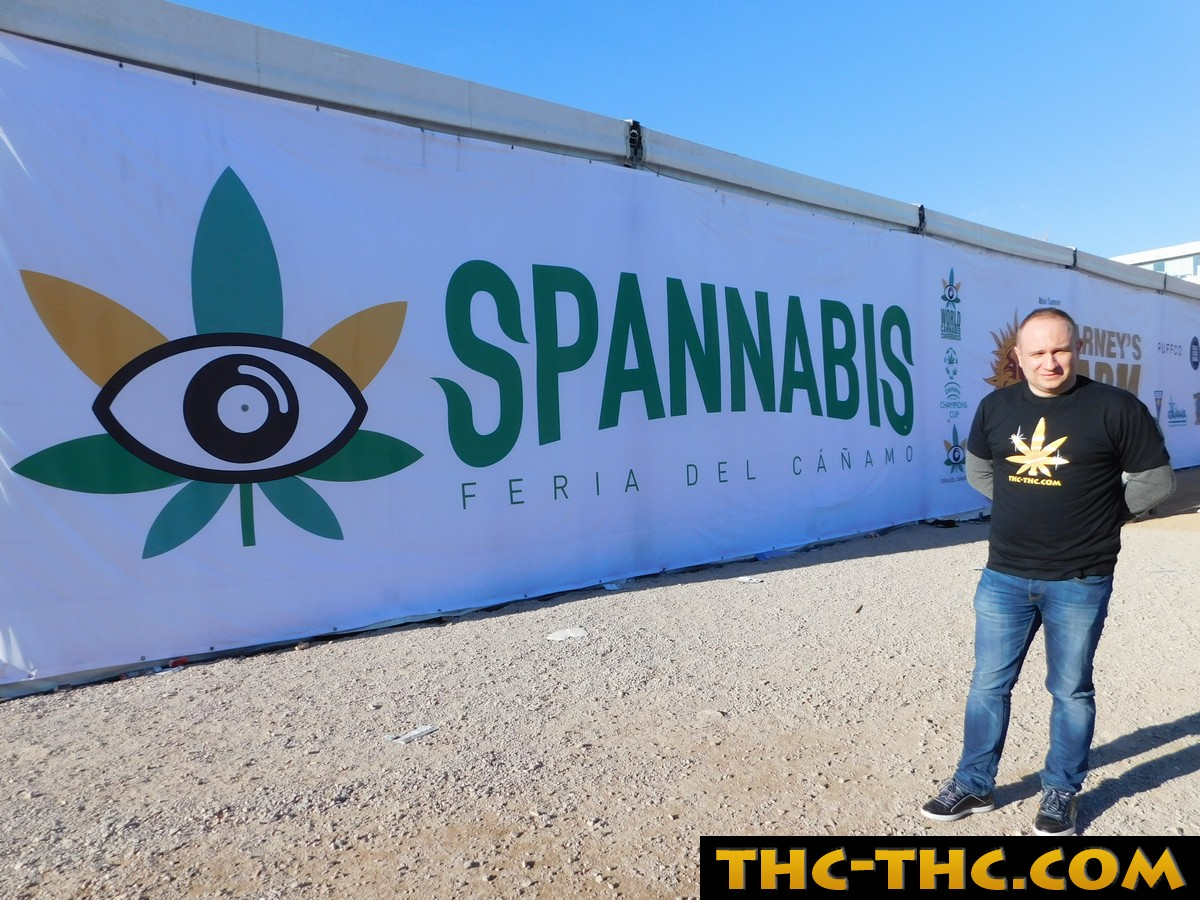 spannabis, barcelona, 2018