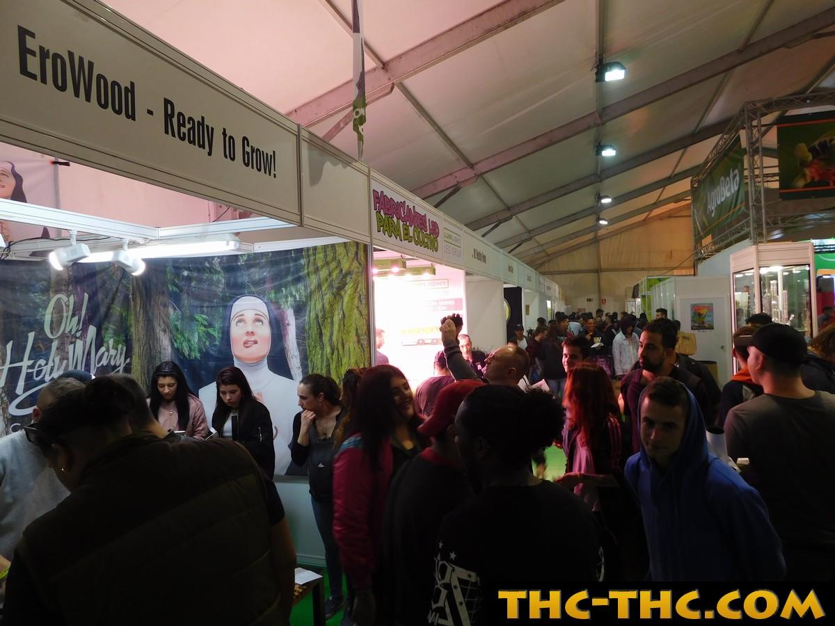spannabis barcelona 2018
